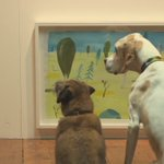 The worlds first interactive art exhibition for dogs launches in London https://t.co/2Zav2thB9F #NationalDogDay https://t.co/1iNyn4x4TF