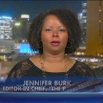 """Jennifer Burke: """"Just look at what has happened to the black community under Obama."""" https://t.co/ZdPvu5YUMt"""