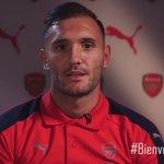 🎥 You heard @LP10oficial - watch his first @Arsenal interview here 🔻 https://t.co/a7DhLawCy1 #BienvenidoLucas https://t.co/uNFJo6fKZE