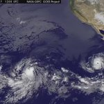 As major Hurricane Madeline nears the Hawaiian Islands, our satellites monitor from above: https://t.co/Gi6EFvynMw https://t.co/Uzx4UdwKz5