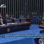 Requião esculacha o relator do impeachment, Anastasia PSDB-MG, q já foi acusado quase mil vezes de pedaladas fiscais https://t.co/88H4tzE759