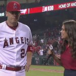 CJ Cron almost single-handedly ✋ beat the Reds tonight with 2 HR and 3 RBI in a 4-2 @Angels win. https://t.co/SdxG84A2zF