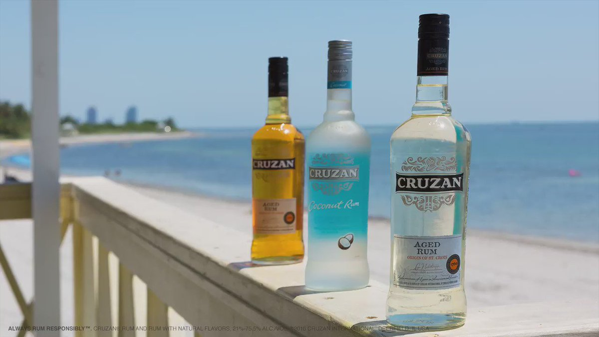 Cruzan: Twitter | The Cocktail Project
