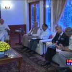 VIDEO: PM Narendra Modi chairs meeting on Indus Waters Treaty #IndiaRepondsToPak https://t.co/GWq7fpWMaE