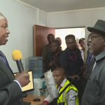 Video: Rais Dkt @MagufuliJP alipofanya ziara bandari ya Dar es Salaam Septemba 26. https://t.co/zTlYIx08Nh