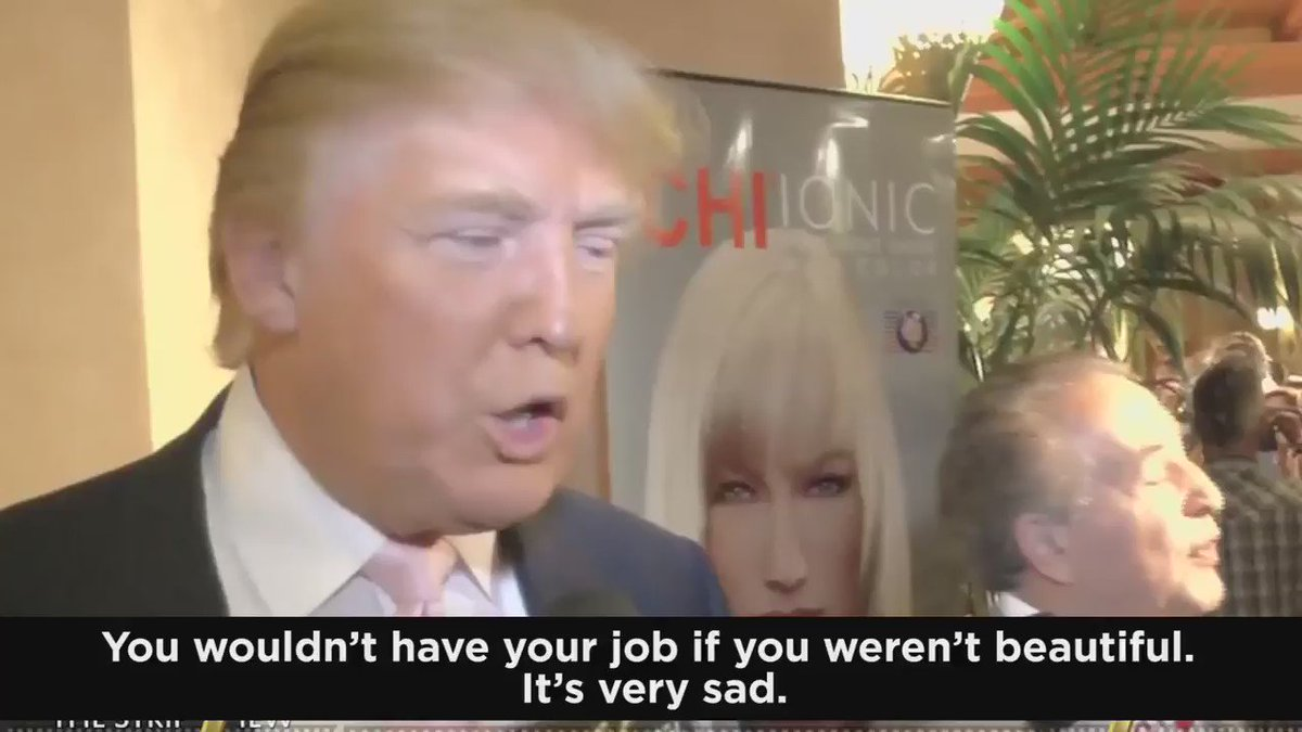 Donald doesn't respect women. Not one bit. #debatenight https://t.co/p6OwRqdCLl