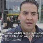 MBOers, laat die ov-studentenkaart niet liggen, vlogt @MoMohandis. #MBO #student #ovkaart https://t.co/Buv5mrlD3p