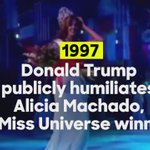"20 years after Donald bullied a beauty pageant winner for her weight, the real ""problem"" is...still Donald. https://t.co/ZmqYWuN9px"