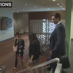 Syrias ambassador to the UN, Bashar Al Jaafari, laughs when asked about hospital bombings in Aleppo by @baysontheroad. https://t.co/jGq9QlOwey