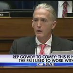 .@TGowdySC to @FBI Director James Comey: This is not the FBI that I used to work with. #TheFive https://t.co/HtyXLXb7wL