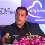 WATCH: Salman Khan backs Pakistani actors, says 'Pakistan actors are not terrorists. They come with valid visa' https://t.co/Ggktb6nzim