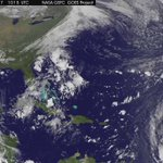 Satellite imagery shows how a tropical storm morphed into Hurricane Matthew, a category 3 storm in the Caribbean Sea https://t.co/mawi9IGTf8 https://t.co/aow9kH4YEH