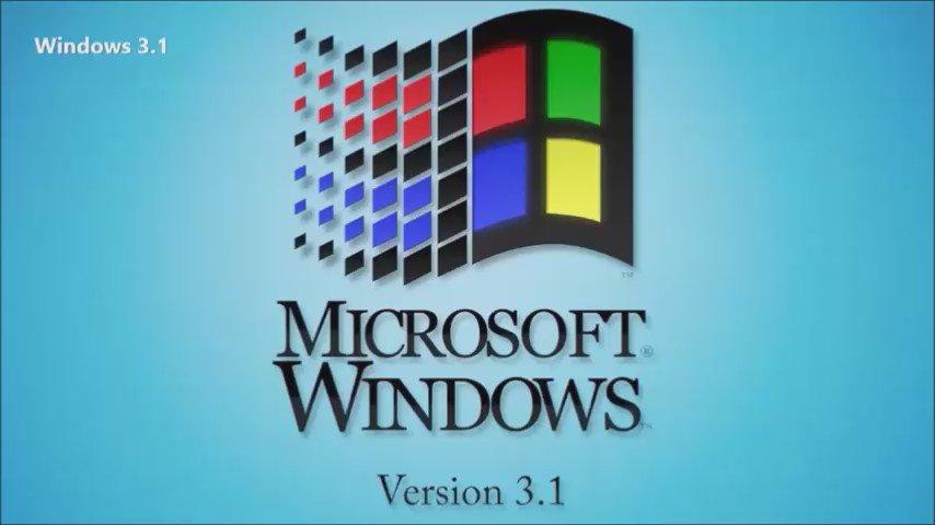 Geçmişten günümüze Windows açılış sesleri...  En sevdiğiniz açılış hangi sürüme ait?