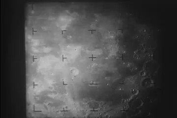 In1965, a national TV audience watched as Ranger 9 impacted the moon. Watch the video: https://t.co/lZMZsTtoNi https://t.co/AdUeOGVAmU