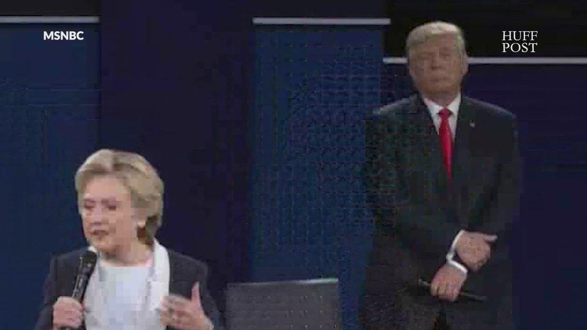 The stuff of nightmares. #debate https://t.co/4TkeTyV2G2