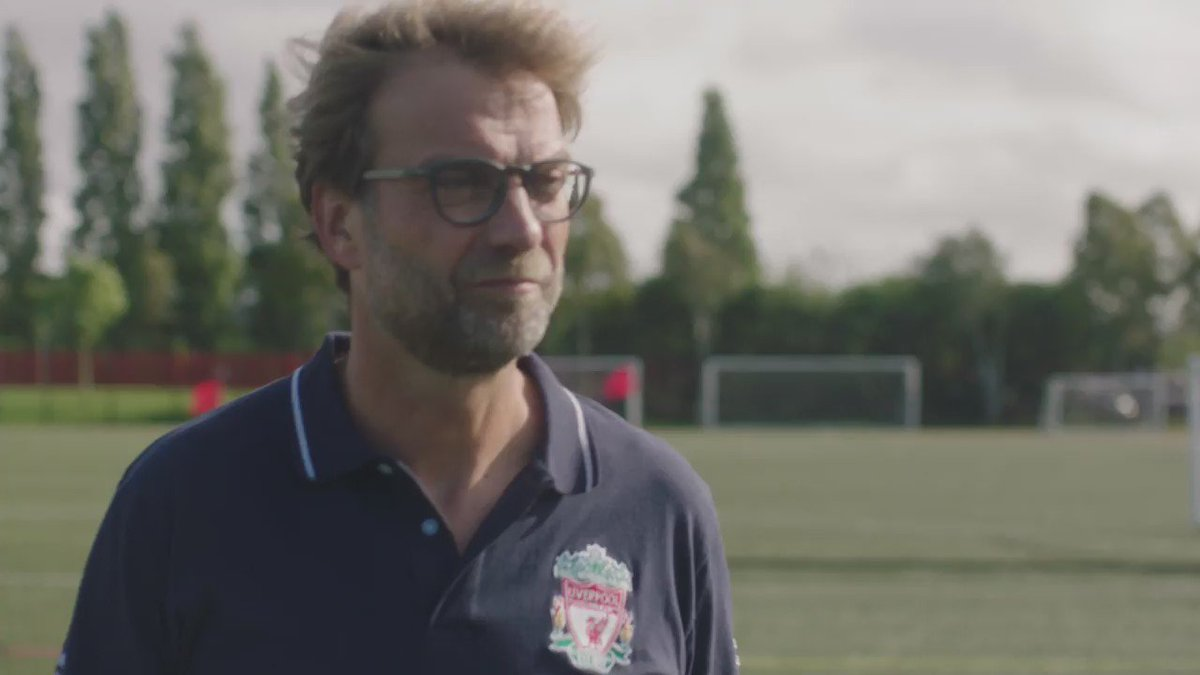 Hear Jurgen Klopp on why @LFC will play for more than three points tonight #SeeingisBelieving #LFC https://t.co/Q6IPKgvq6x