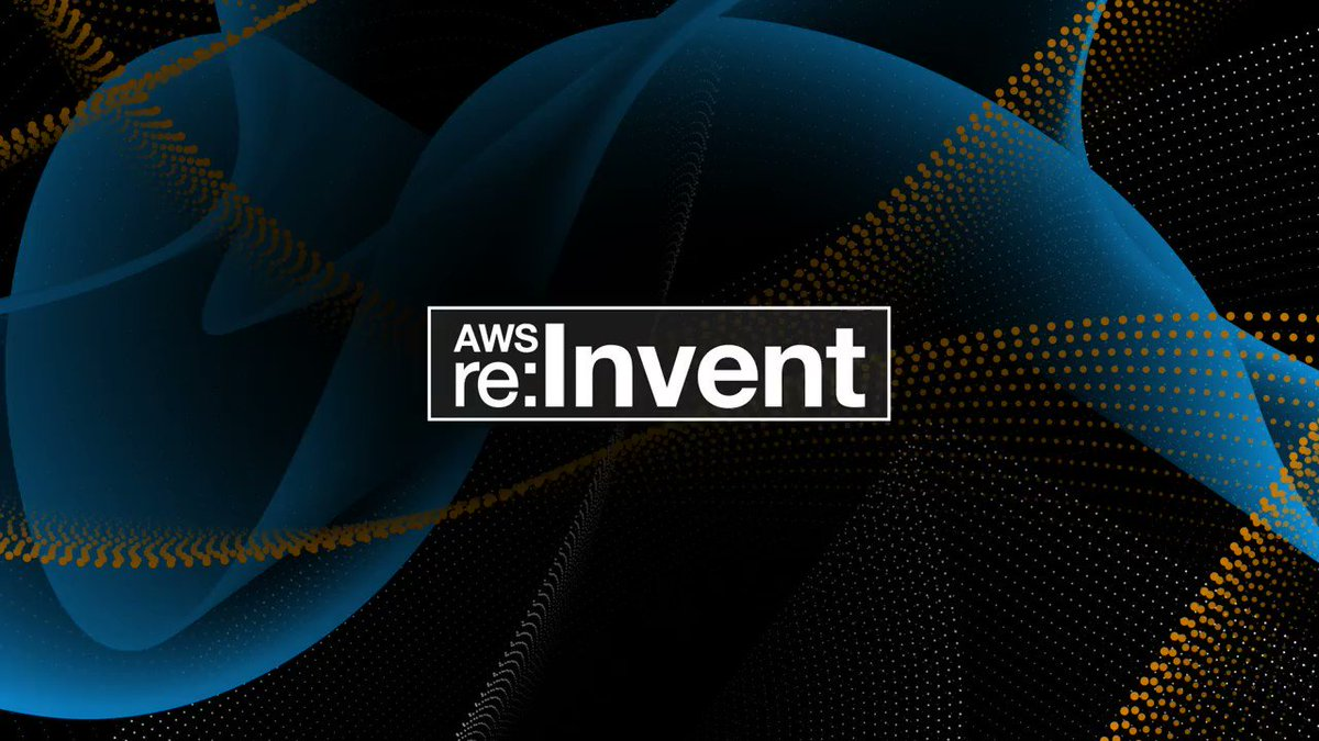 Missed today's #reInvent keynote? Get all the announcements in under 90 seconds! https://t.co/bqtwOp3UV2