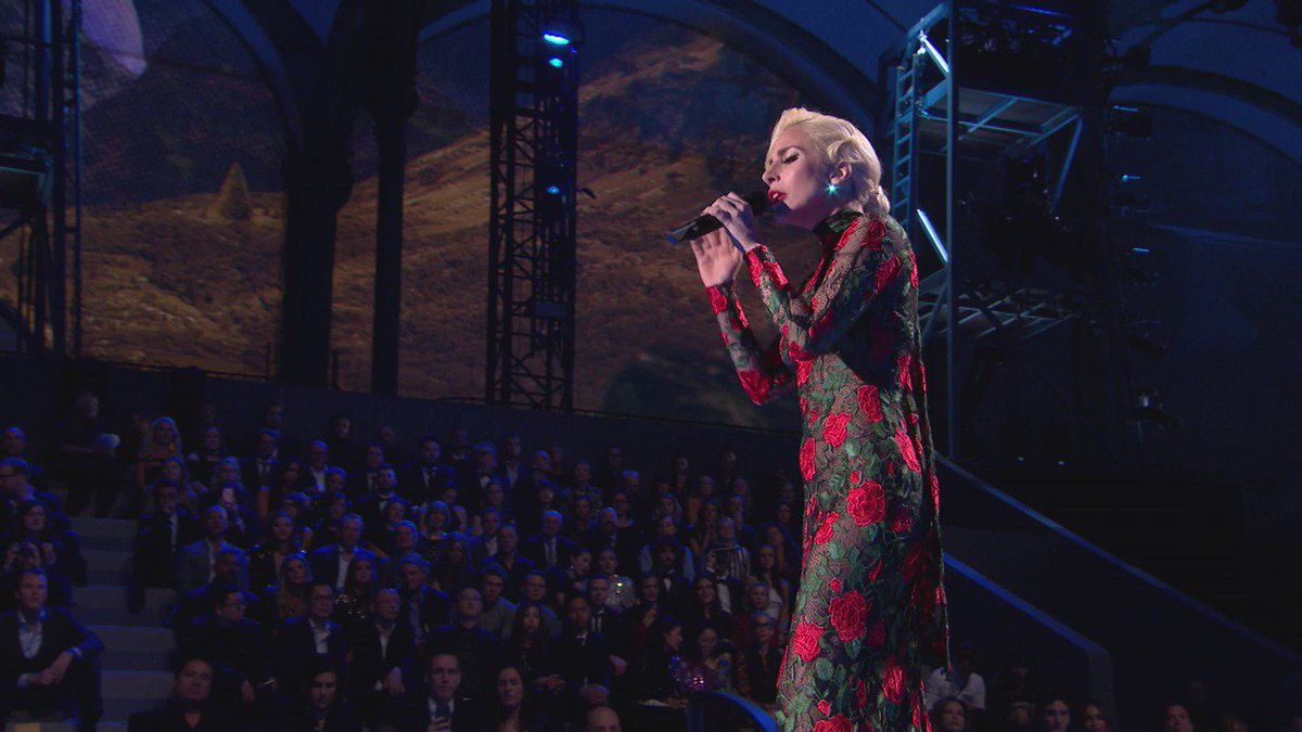 We have goosebumps…watch the hottest #VSFashionShow moments, starring @ladygaga & the Angels! https://t.co/DcmZQ4Hhux