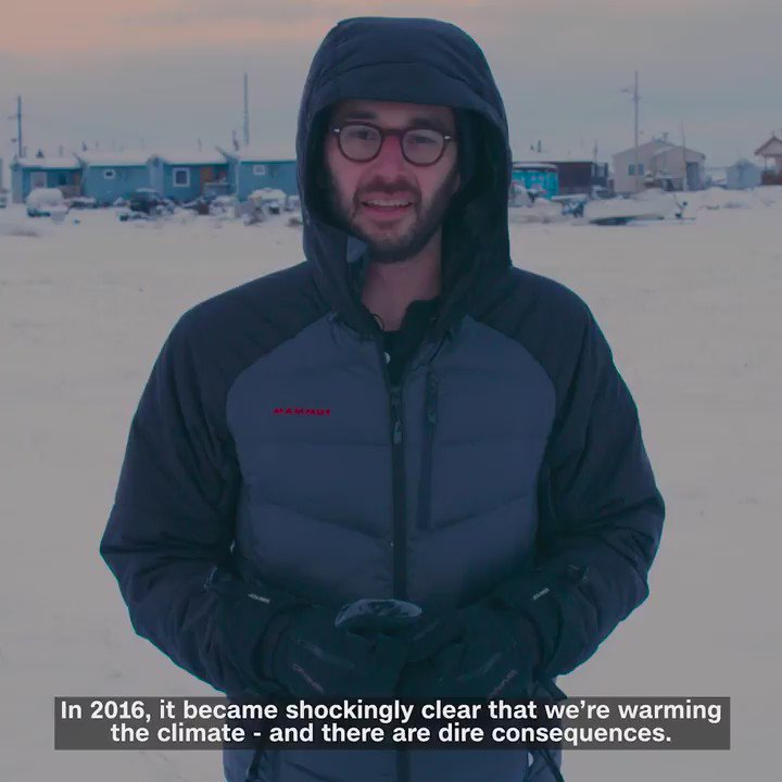 """I miss that cold-cold weather"": The agony of Earth's hottest year in Shishmaref, Alaska"