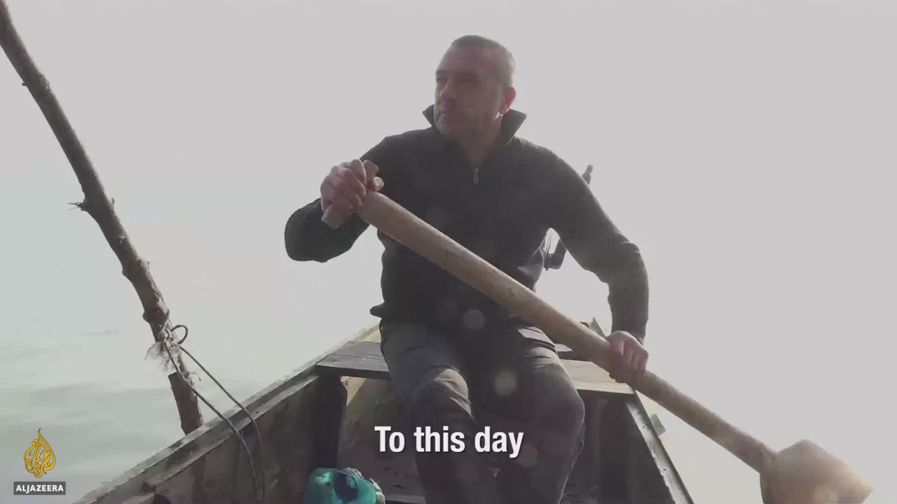 """""""To this day, I have saved 29 people""""  Meet the Serbian fisherman who uses his small boat to rescue suicide jumpers. https://t.co/Um9RQvrx5P"""