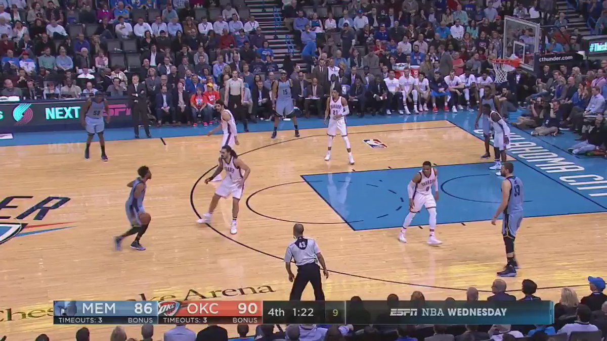 BANG! #NBARapidReplay @ESPNNBA https://t.co/hDx4xwoxIA