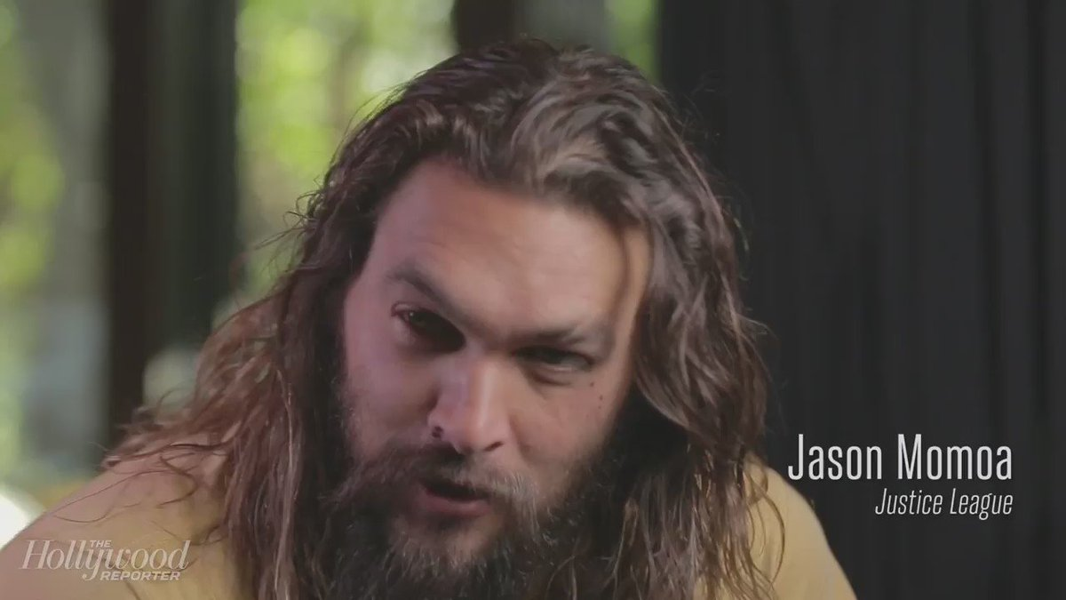 Jason Momoa (@PrideOfGypsies) freaked out when he met Ben Affleck for the first time