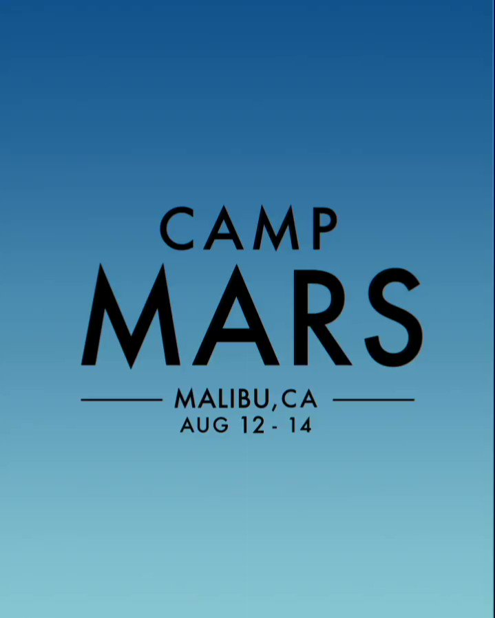 CAMP MARS 2017 / AUG 12-14 / ON SALE FEB 1, 10AM PT. https://t.co/uhdPT2dSE0 https://t.co/STv8sEIWer
