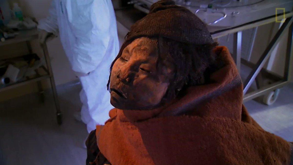 explorer  this  natgeo explorer found frozen inca mummies