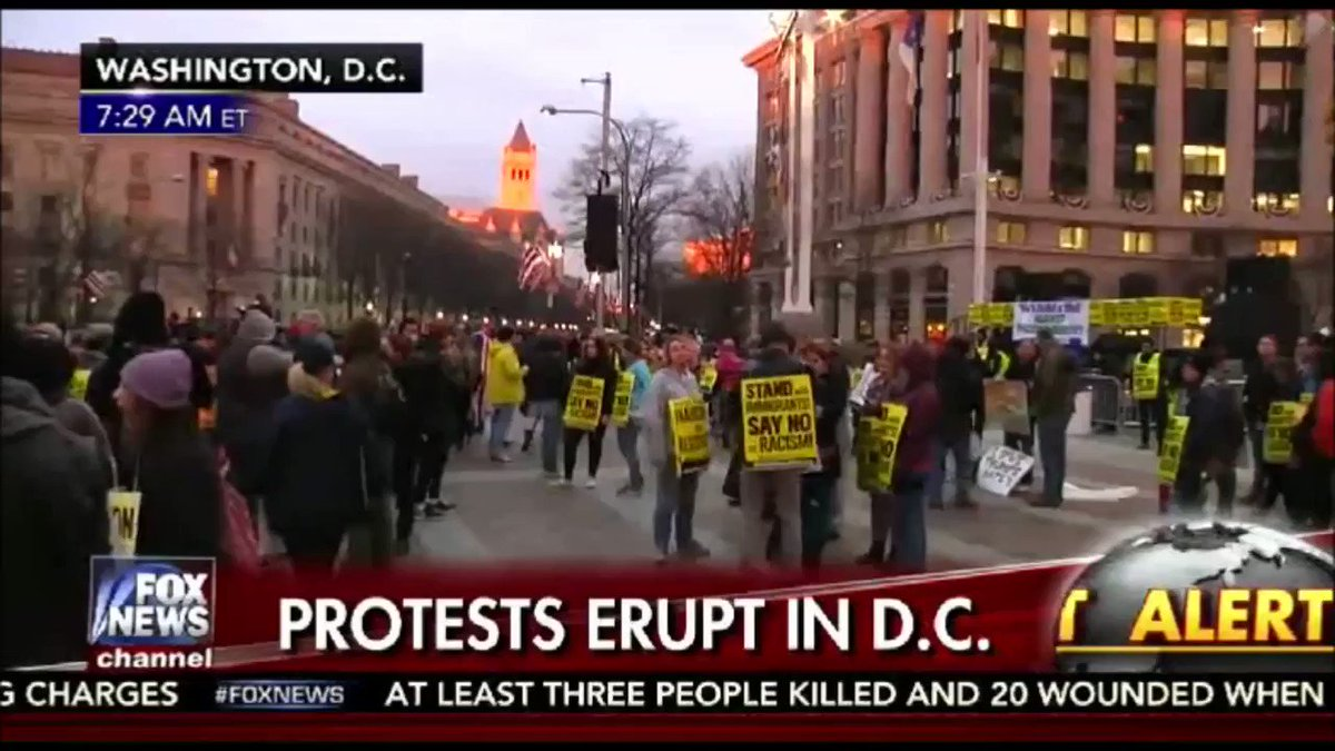 ".@michellemalkin calls out ""rent-a-mob"" anti-Trump protesters"