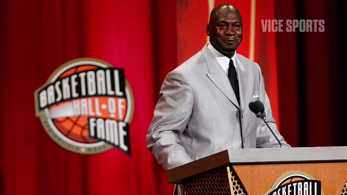 Happy Birthday, Michael Jordan. Why are you always crying?