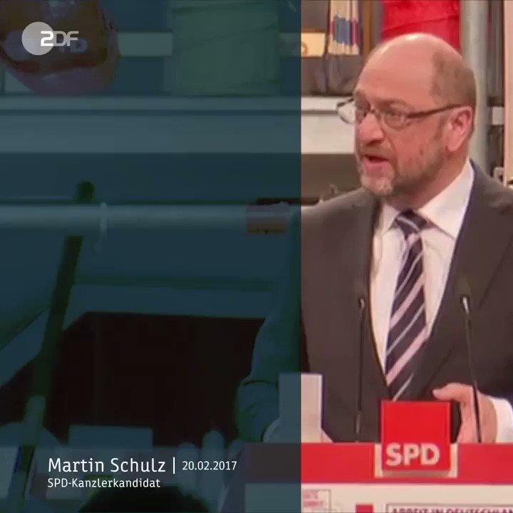 Die 'Nationale Front' braucht niemand in Deutschland, sagt SPD-Kanzlerkandidat Martin #Schulz.