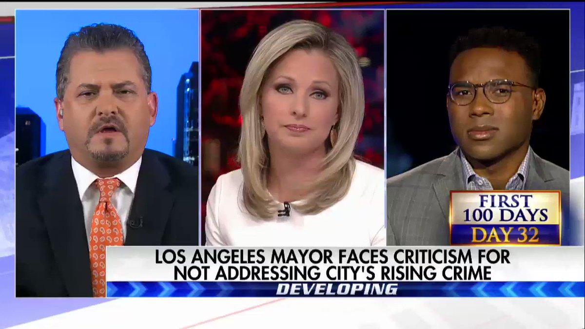 .@DavidWohl: L.A. mayor 'hiding the truth' about violence in his Sanctuary City https://t.co/dVJDSbqW9U