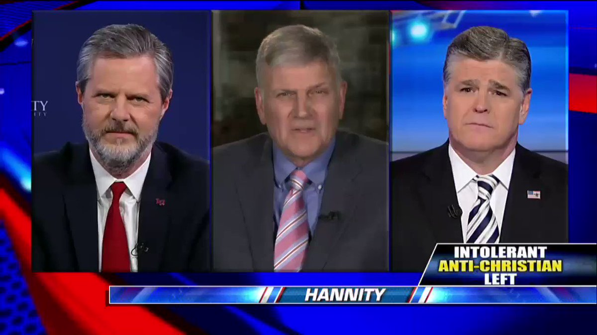 .@Franklin_Graham: 'I am proud of her. I am as proud as I can be of our First Lady.' #Hannity