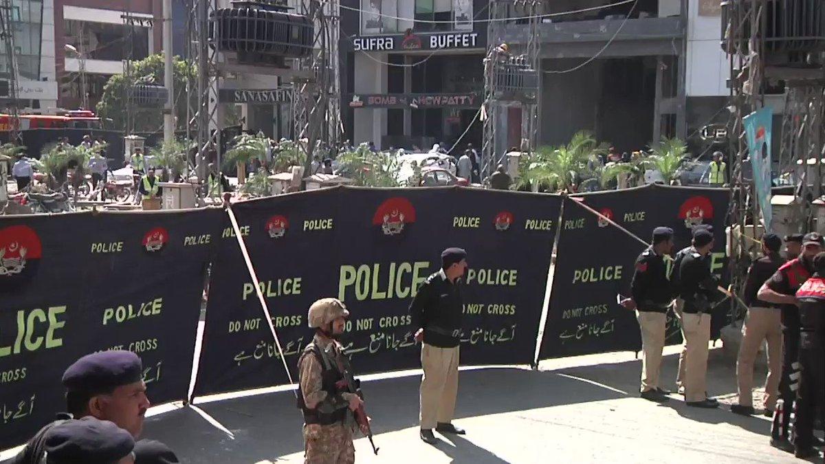 Pakistan: attentat à la bombe à Lahore, au moins huit morts #AFP