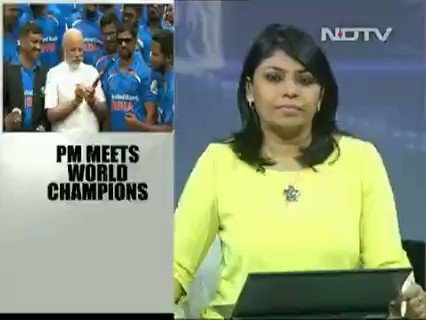 National blind cricket team, which won #T20 World Cup, meets PM @narendramodi
