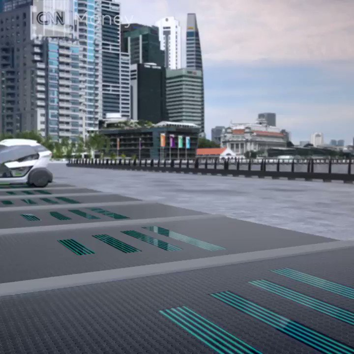 Car meets drone in this crazy concept vehicle