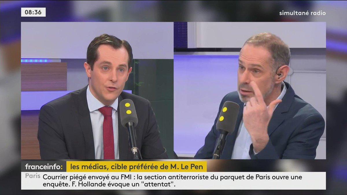 À quand un #EnvoyeSpecial consacré à Emmanuel #Macron ? #8h30Aphatie