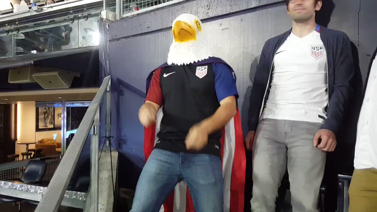 Get your eagle on! #WBC2017 https://t.co/DmT5RsA0l6