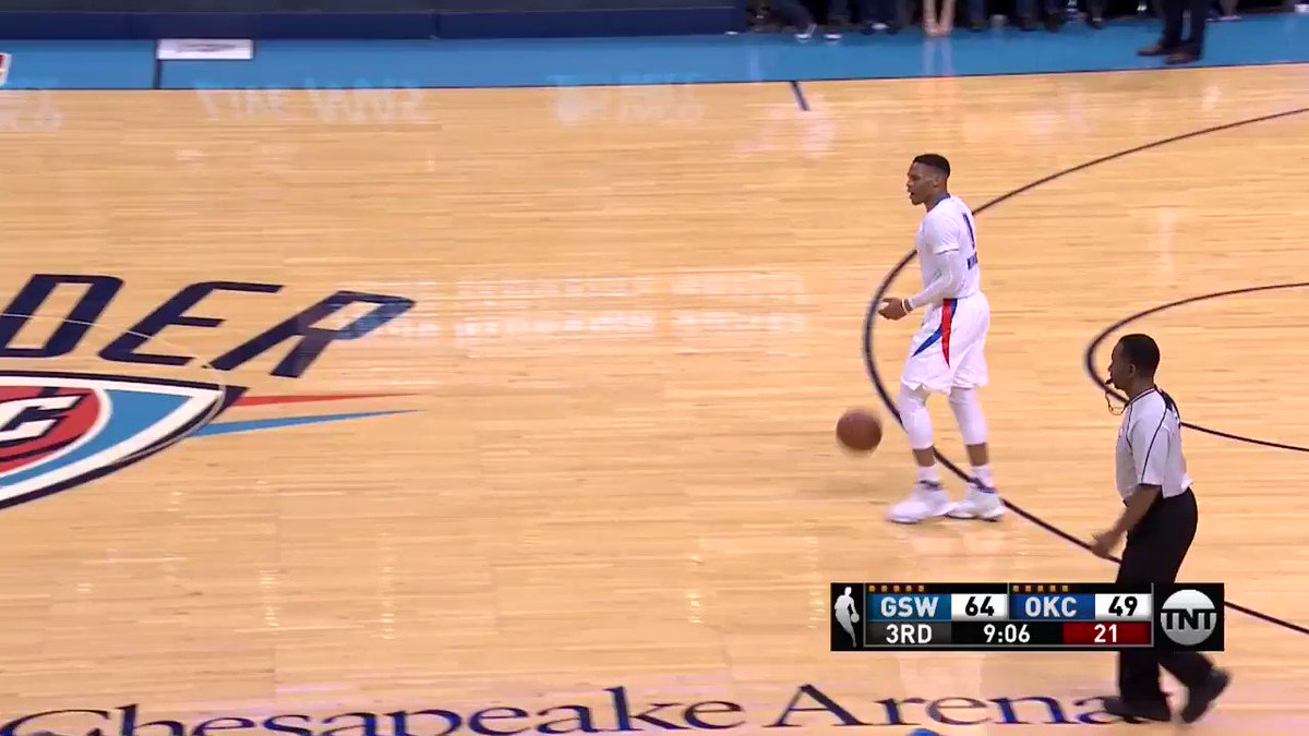 Here come the Thunder on @NBAonTNT! https://t.co/4Tou7mxswT