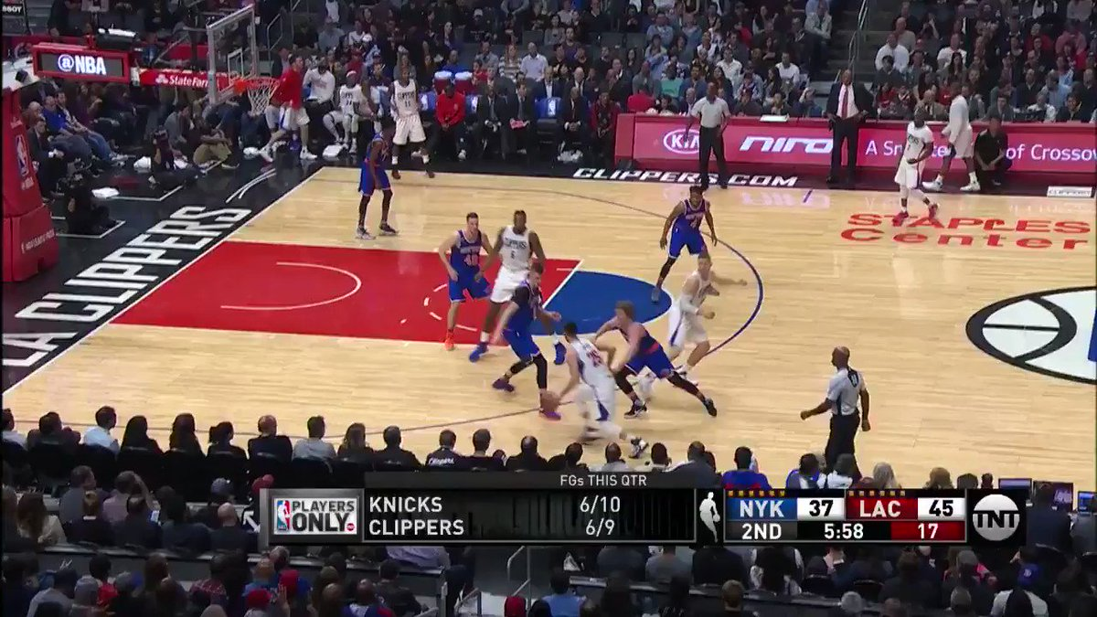 Lob City! @NBAonTNT https://t.co/mR7TXyk6RP