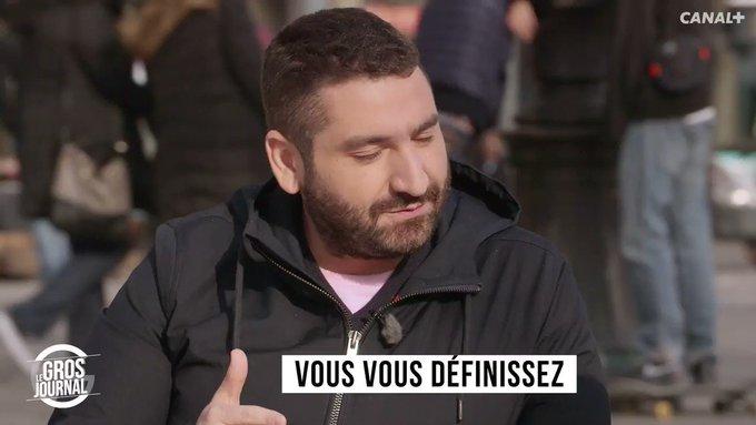 """'C'est quoi la différence entre """"musulmane de gauche"""" et """"islamogauchiste"""" ?' - Fatou Diome au #GrosJournal"""