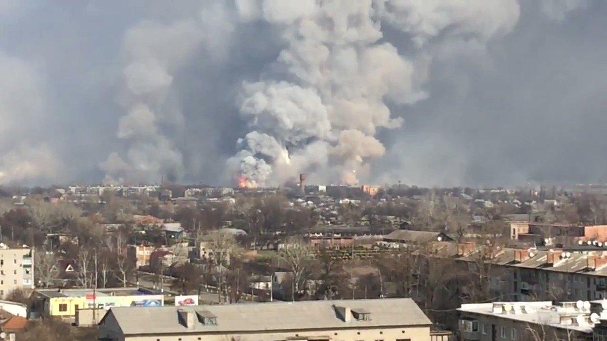 'Ни хрена себе! Ракеты полетели! Дом дрожит!': Увлекательный день прожили жители города Балаклея