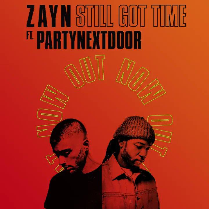 #StillGotTime ⏳ @PARTYNEXTDOOR  Spotify https://t.co/qDnpUIpGvB iTunes https://t.co/fsGYi26XcE https://t.co/gFd81NjNZ7