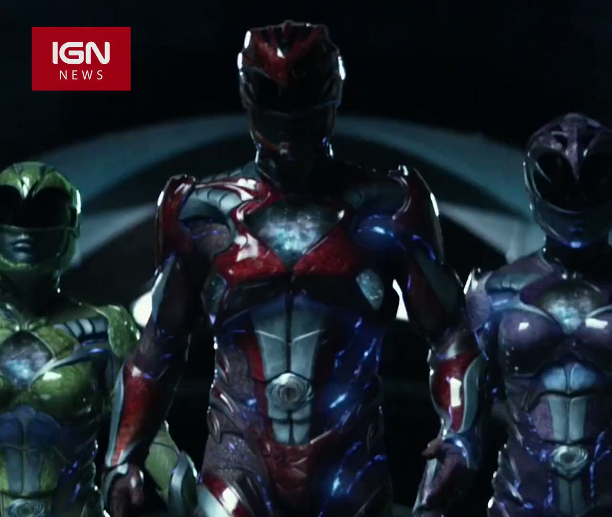 Lionsgate's live-action Power Rangers Movie will serve as the first in a six-film story.