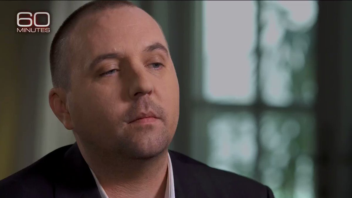 Jestin Coler published 2 fake news sites and made real money from them, over $10K per month, he says. #60Minutes