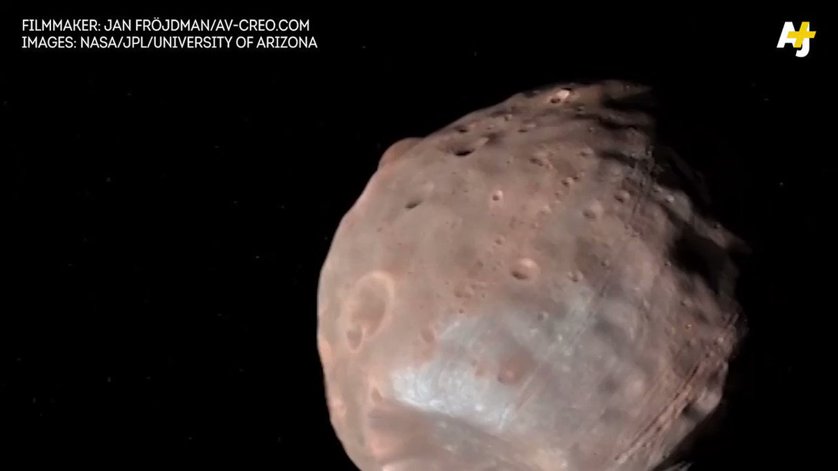 Ever wanted to fly over Mars? Filmmaker Jan Fröjdman spent 3 months mapping this 3D creation.