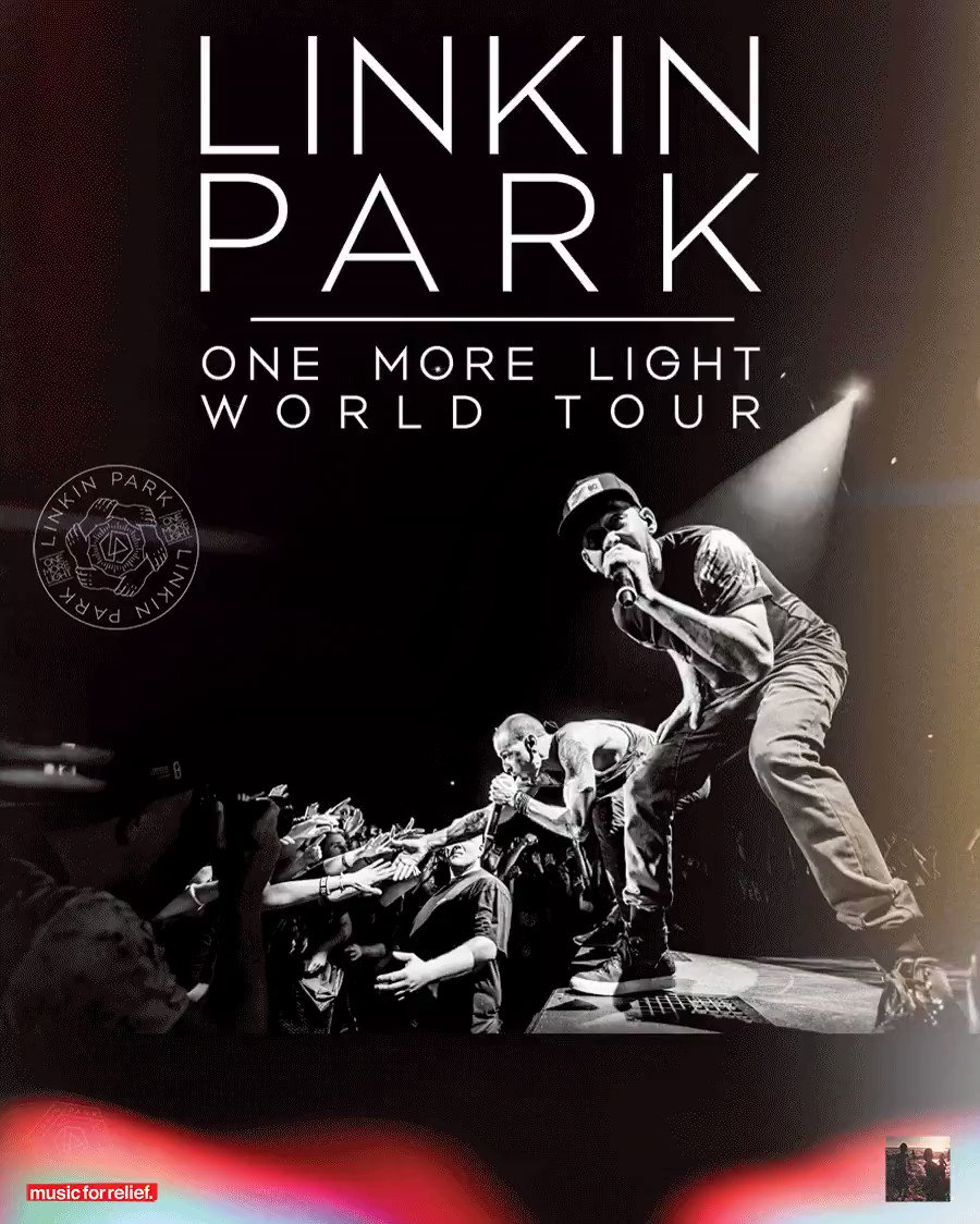 #OneMoreLight world tour. Shows announced in the U.K. / Europe: https://t.co/w7qtjAn2Yi https://t.co/FMcMHkwqVi