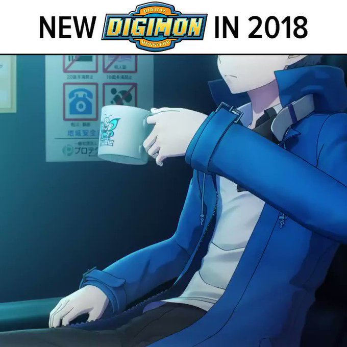 Digimon Story: Cyber Sleuth Hacker's Memory has been confirmed for release in the west in 2018!
