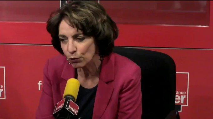 Marisol Touraine : 'Marine Le Pen doit être battue largement' #Presidentielle2017