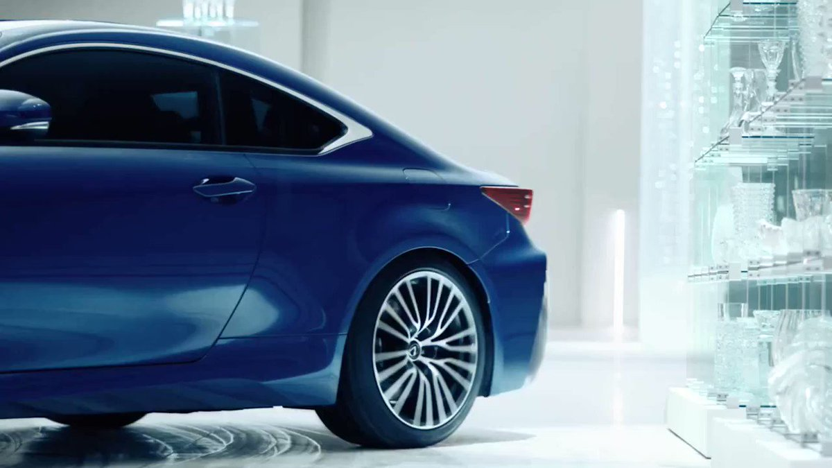 We're not here to just make an entrance. We're here to leave a mark. #LexusPerformance https://t.co/cn9sA8KrTJ https://t.co/1MwCoaofok